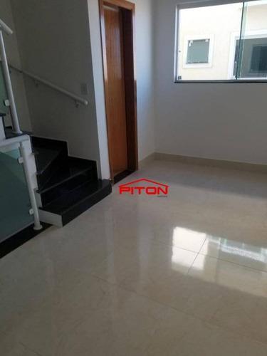 Sobrado Com 2 Dormitórios À Venda, 60 M² Por R$ 300.000,00 - Vila Paranaguá - São Paulo/sp - So2596