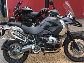 Bmw Bmw R 1200 Gs Triple Black