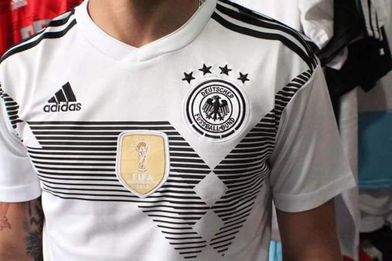 Camiseta De Fútbol Aleman