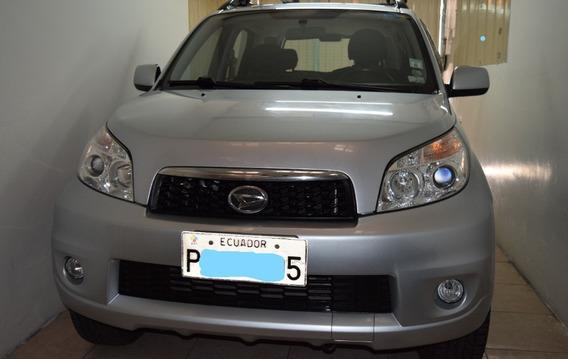 Daihatsu Terios 5 Puertas Flamante 4x2 Plomo 2012