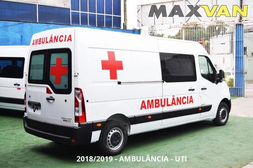 Renault Master L3h2 | Ambulancia | Maxvan