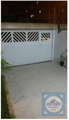 Sobrado Com 3 Dormitórios À Venda, 160 M² Por R$ 689.000 - Marapé - Santos/sp - Ca0823