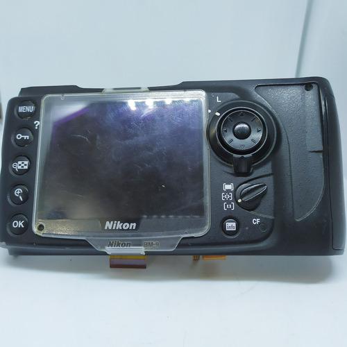 Nikon D700, Tampa Traseira Completa Original