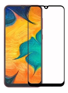 Película De Vidro 3d 5d 9d C/ Borda Preta Galaxy A70