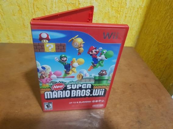 New Super Mario Bros.wii Nintendo Wii Mídia Física