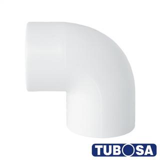 Caja Codo 1/2 Presion 90° Tubosa