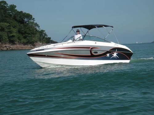 Lancha Fortmarine 240 Open C/ Um Motor De 250 Hp Xl