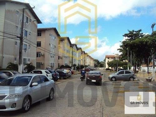 Imagem 1 de 4 de Apt. Na Santa Amélia 2 Quartos Baixo Custo De Condomínio Campinho De Areia Apenas 85 Mil ! - 122