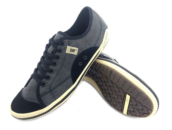 Zapatillas Caterpillar Jonzed Canvas Urbana Full Eezap