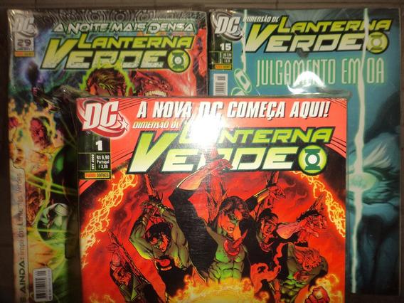 Lanterna Verde 1 A 45 Completa Panini 2008 Frete Gratis**