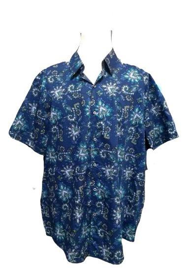 Camisa Para Caballero Tasso Elba Talla 2xl