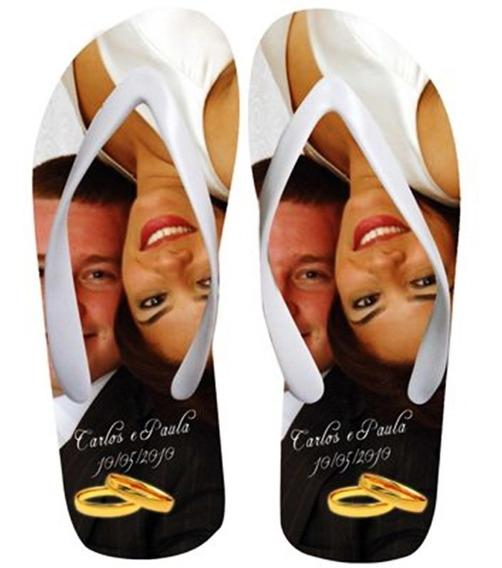 Sandália Personalizada, Ideal Para Casamento, Festas