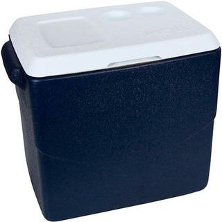 Caixa Térmica 40 Litros Glacial Azul Mor