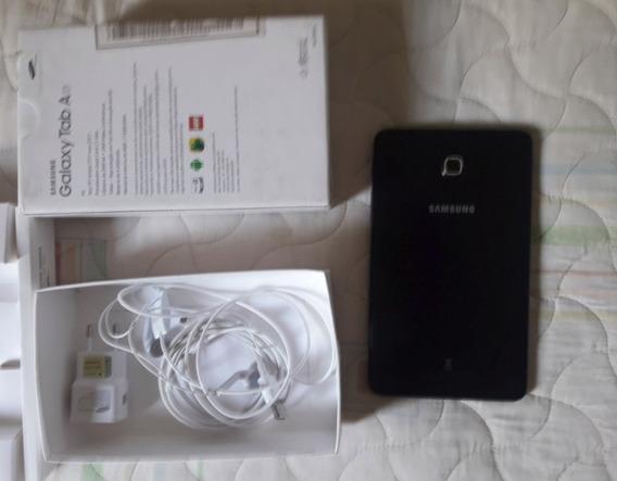 Tablet Samsung Galaxy Tab A6 4g 8gb Semi Novo (frete Grátis)