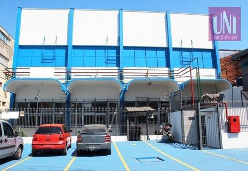 Galpão Para Alugar, 4683 M² Por R$ 70.245,00/mês - Limão - São Paulo/sp - Ga0121