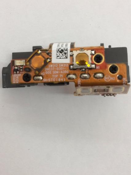 Modulo Chaves Sony Dsc-w180 Dhc37-0301-00e X25471251 Sw312
