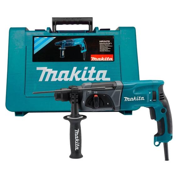 Martelete Rotativo 800w Hr2470 220v C/ Maleta - Makita
