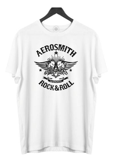 Camiseta Aerosmith Camisa Banda Rock
