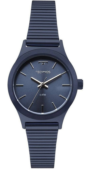 Relógio Technos Feminino Elegance Boutique Azul - 2035mmi/4a