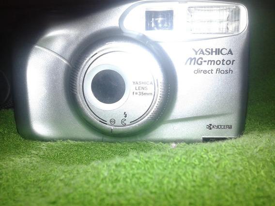 Camera Yashica Mg-motor-fernandocorretor