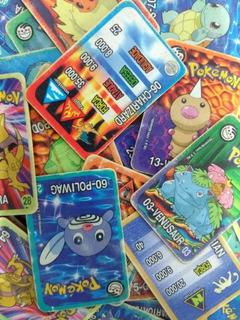 Coleção De Cards(tazos) Elma Chips: Pokémon
