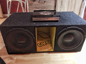 Sistem Audio Bass