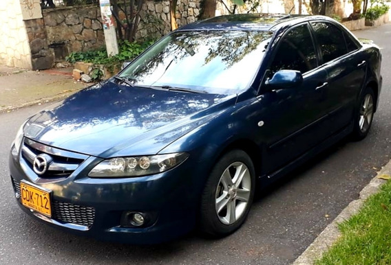Mazda Mazda 6 Sr3 Triptonico Refull 2008