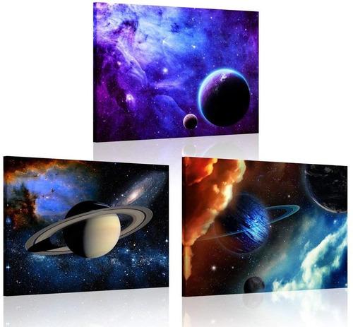 Piezas De Impresiones De La Lona Galaxia Esta Protagon...