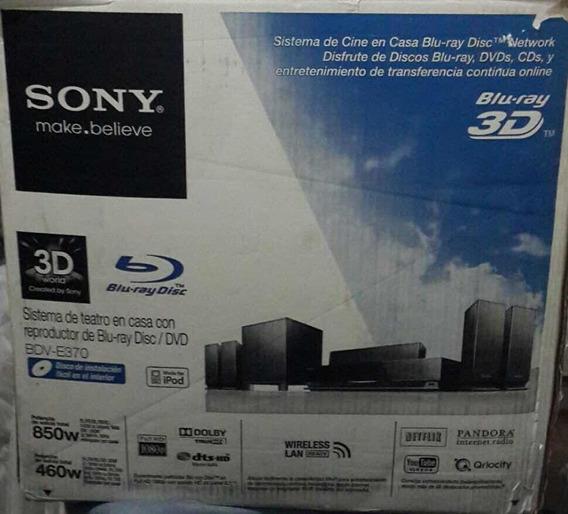 Home Theater Sony 3d Bdv-e370 Blu-ray 5.1