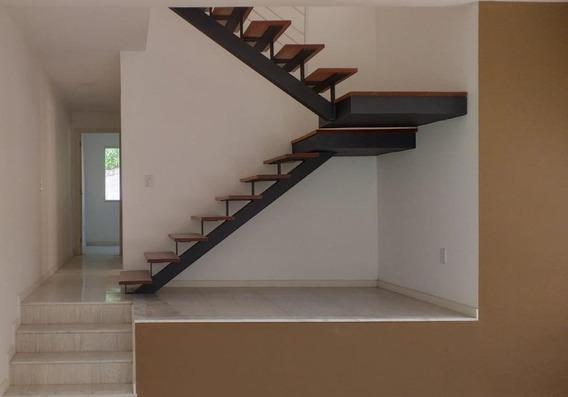 Casa Em Pendotiba, Niterói/rj De 131m² 4 Quartos À Venda Por R$ 630.000,00 - Ca345461