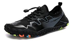 Zapato Acuatico Multiusos Black Beach Envío Express Gratis