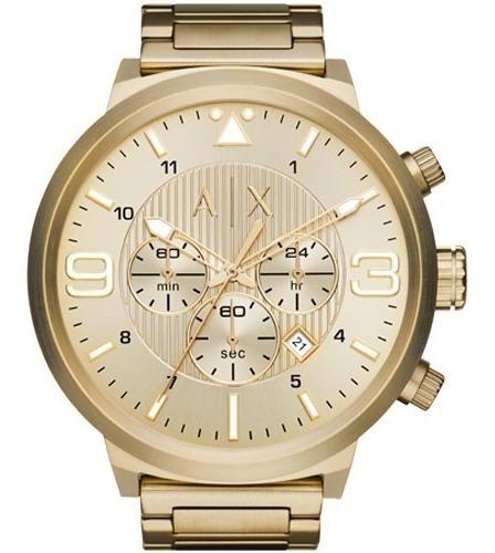 Relógio Armani Exchange Masculino Ax1368/4dn