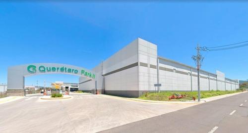 Imagen 1 de 6 de Bodega_nave_parque_industrial En Renta, Querétaro, Querétaro