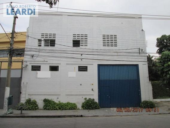 Galpão Vila Anastácio - São Paulo - Ref: 530699