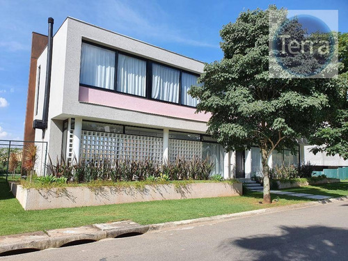 Casa Com 4 Dormitórios À Venda - Vintage - Granja Viana - Ca2394
