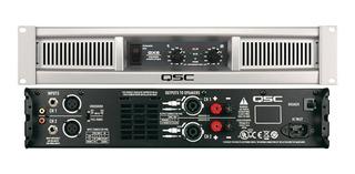 Qsc Gx5 -amplificador Potencia Sonido Dj Clase H 700w Audio