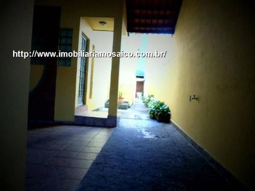 Imagem 1 de 25 de Casa Na Região  Da Ponte São João, Com 03 Dormitórios E Edícula, 02 Vagas De Garagem - 88923 - 4491498