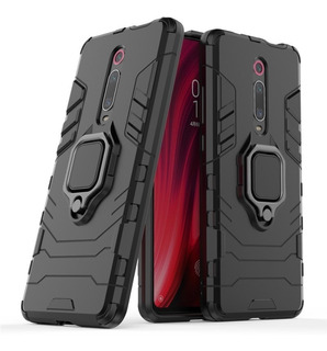 Funda Ring Armor Policarbonato Tpu Xiaomi Mi 9t 6.39