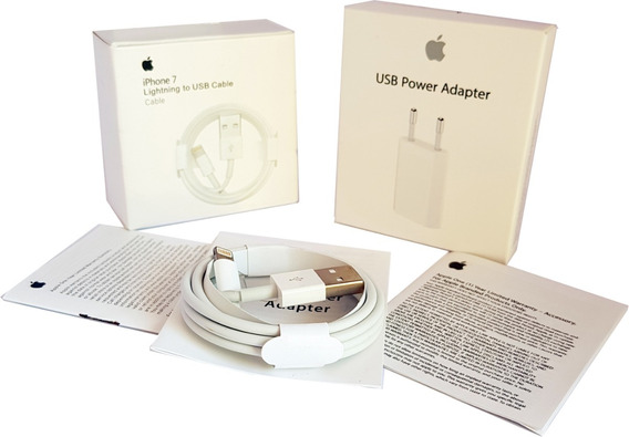 Carregador Apple Original iPhone iPod iPad