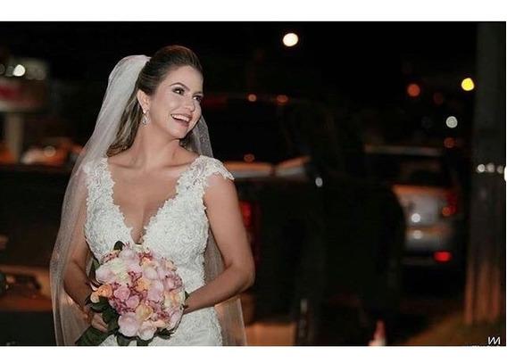 Vestido De Noiva Estilo Sereia
