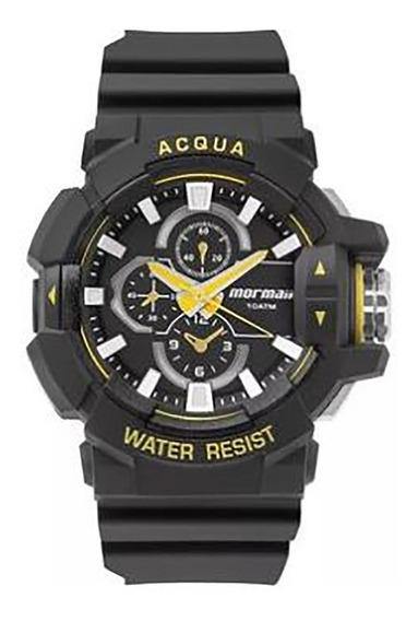 Relógio Mormaii Acqua Masculino Moy121e5cb/8y