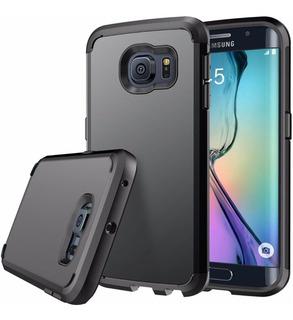 Case Protector Funda Slim Cover Defender Samsung S6 Edge