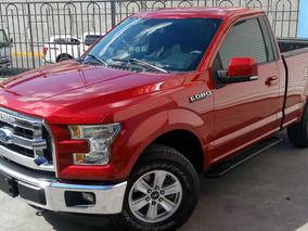 Ford Lobo Fx4 4x4 2016 Rojo. Credito Disponible, Tomo Auto.