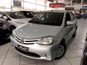 Toyota Etios 1.5 X Sedan Flex Manual Completo 2017