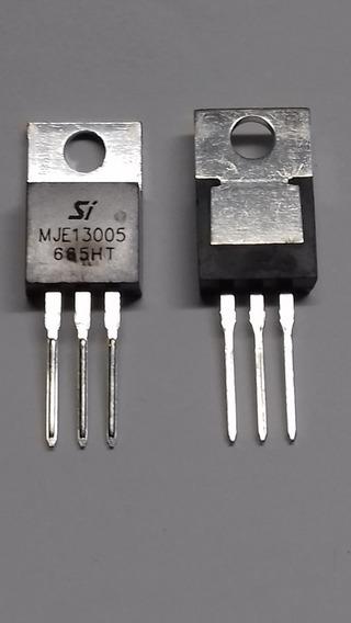 6 Peças - Transistor Mje13005 E13005 13005 Mje 13005