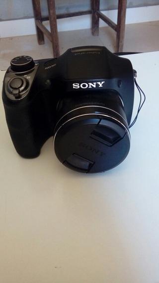 Camera Sony Cyber-shot 20.1 Mega Pixels Dsc-h300 Semiprofiss