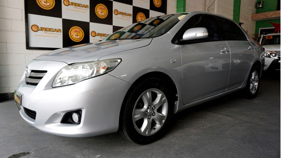 Corolla 1.8 Xei 16v Flex 4p Automático