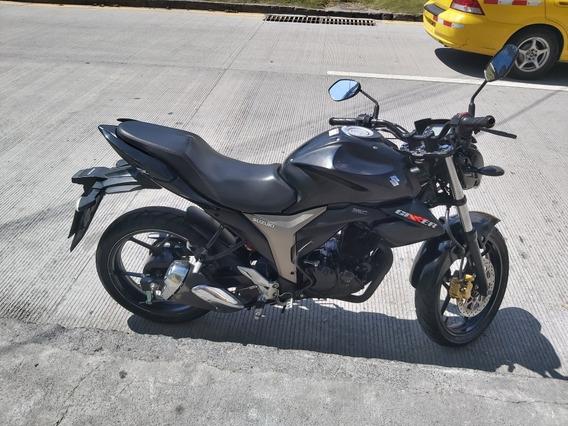 Motocicleta Suzuki Gsx 150 Gixxer