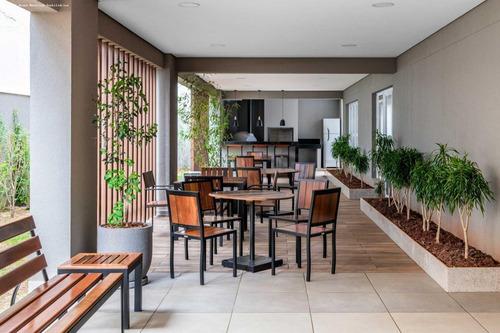 Apartamento Para Venda Em São Paulo, Tatuapé, 3 Dormitórios, 1 Suíte, 2 Banheiros, 1 Vaga - Cap3098_1-1391865