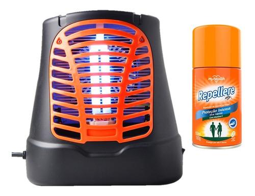 Mata Mosquito 220v Insetos Moscas Repelente Spray Relaxmedic